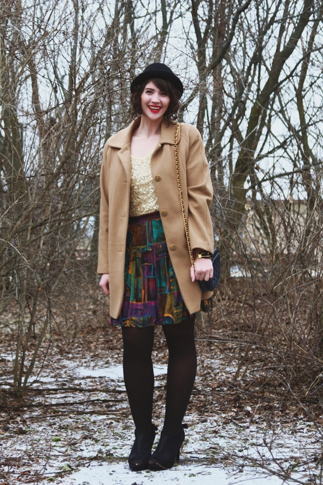 Swapping Holiday Styles w/ Mademoiselle Ruta