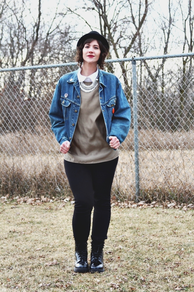 In Grunge We Trust | Outfit