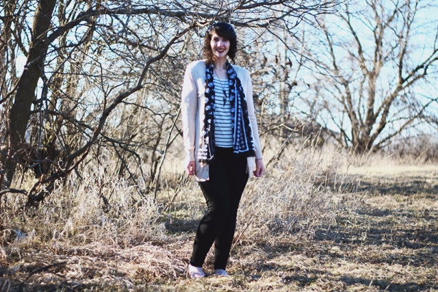 The Outfit Repeater Goes Punk: Sequins, Skulls, and Stripes