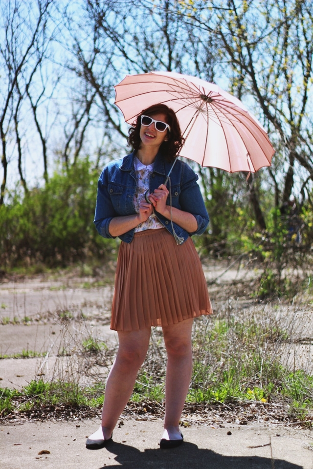 Spring Outfit Styled by Mademoiselle Ruta