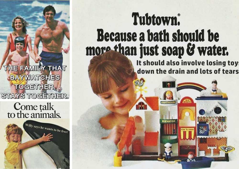1985 Good Housekeeping magazine ad