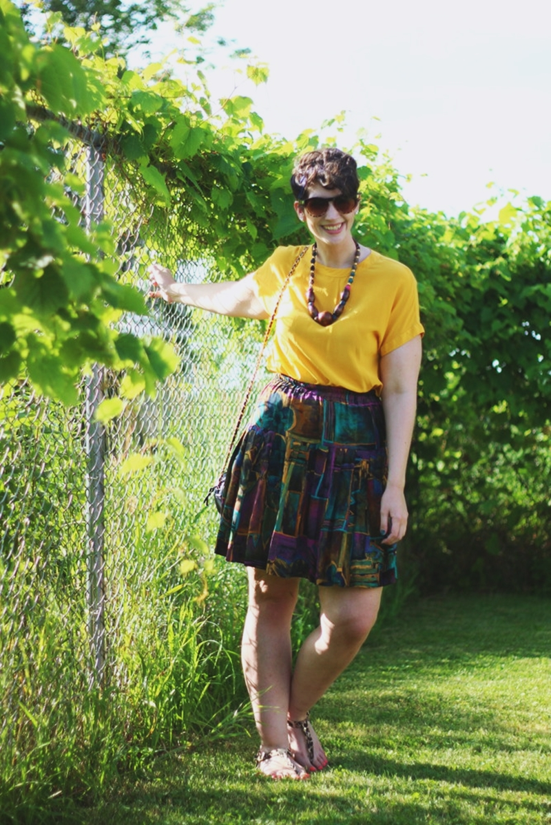 Need Colorful Outfit Inspiration? Try This!