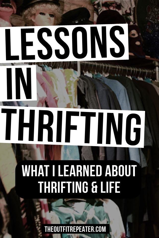7 Thrifting Tips You Don't Know + July Thrift Haul Video