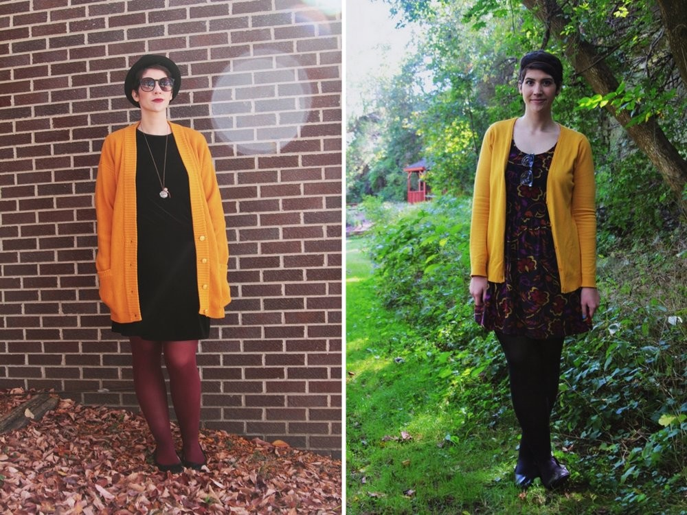 Favorite Fall Outfits of The Past | The Outfit Repeater
