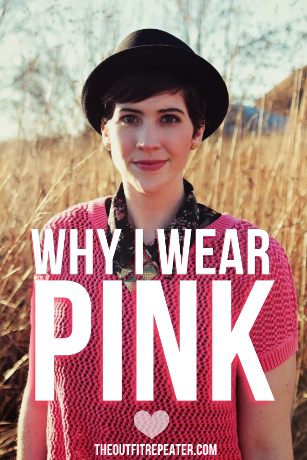 This Is Why I Wear Pink