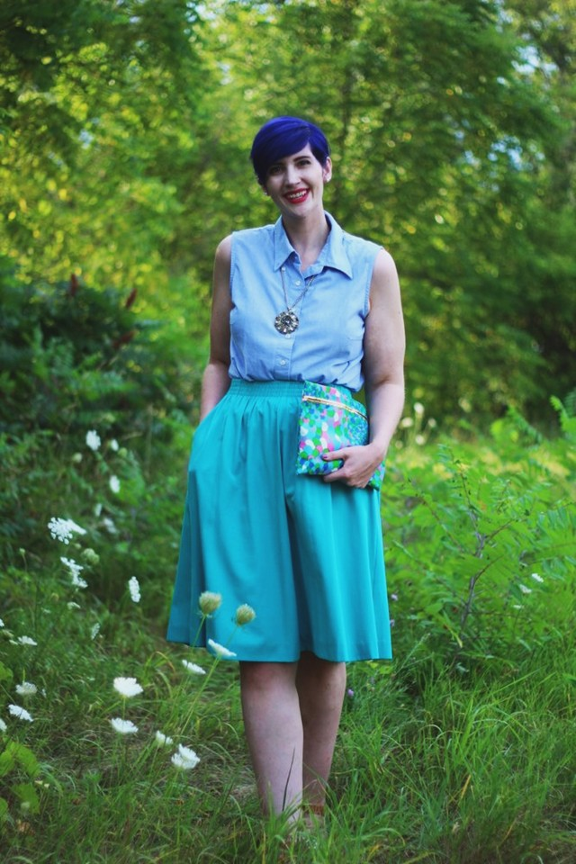 teal-skirt-vintage-outfit-08