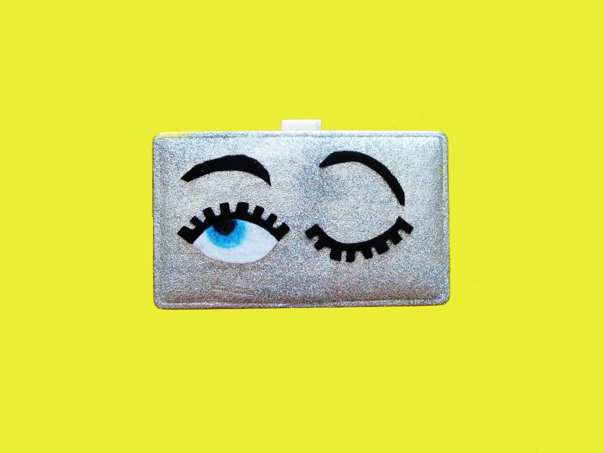 D-EYE-Y: Flirty Eyes Wallet