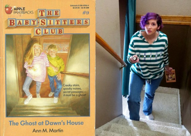 Babysitters Club Dawn Outfit