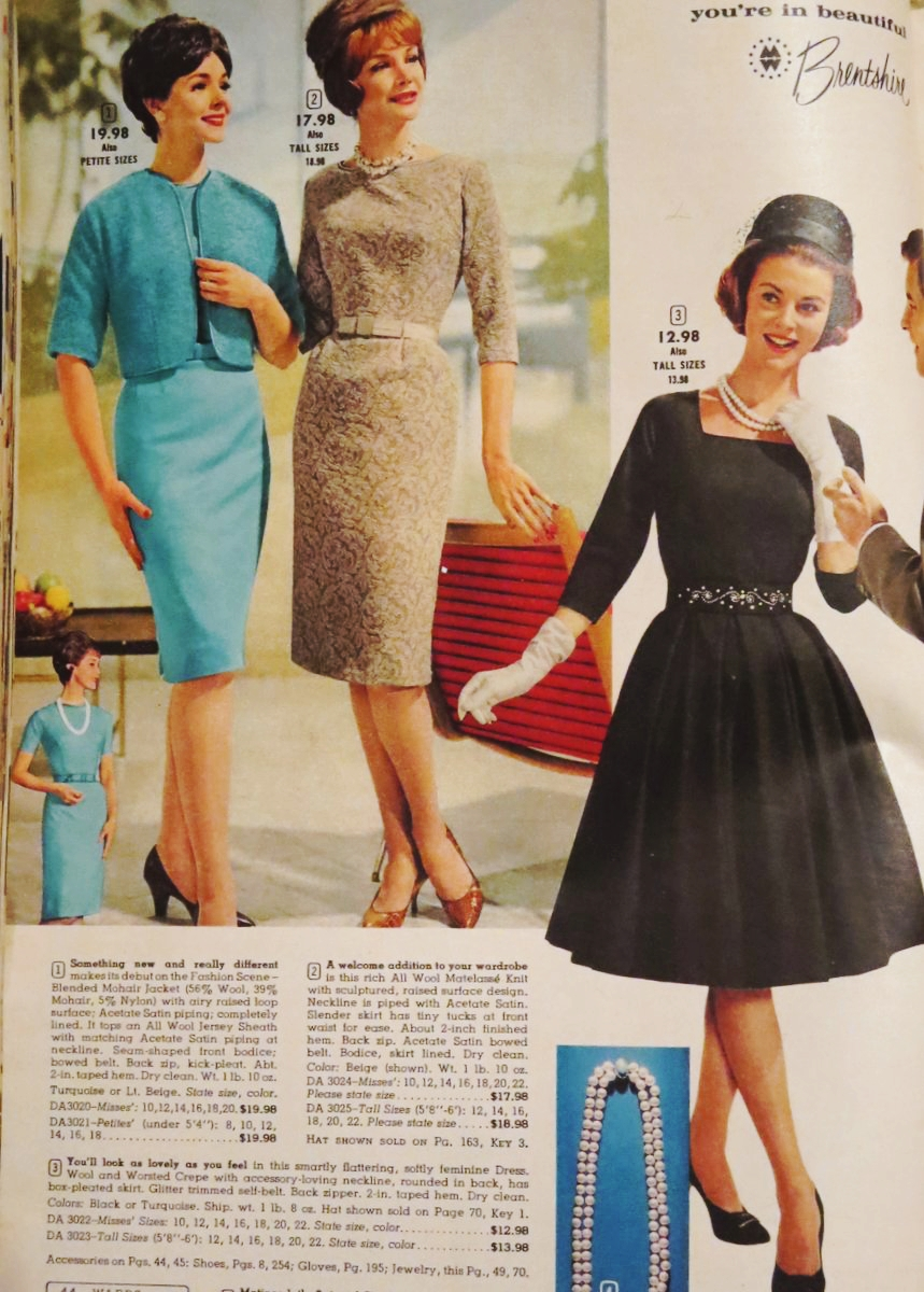 Double Dose of '60s Style | Fashion Flashback