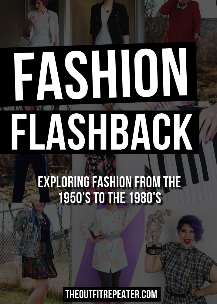 March Fashion Flashback Round-up Post