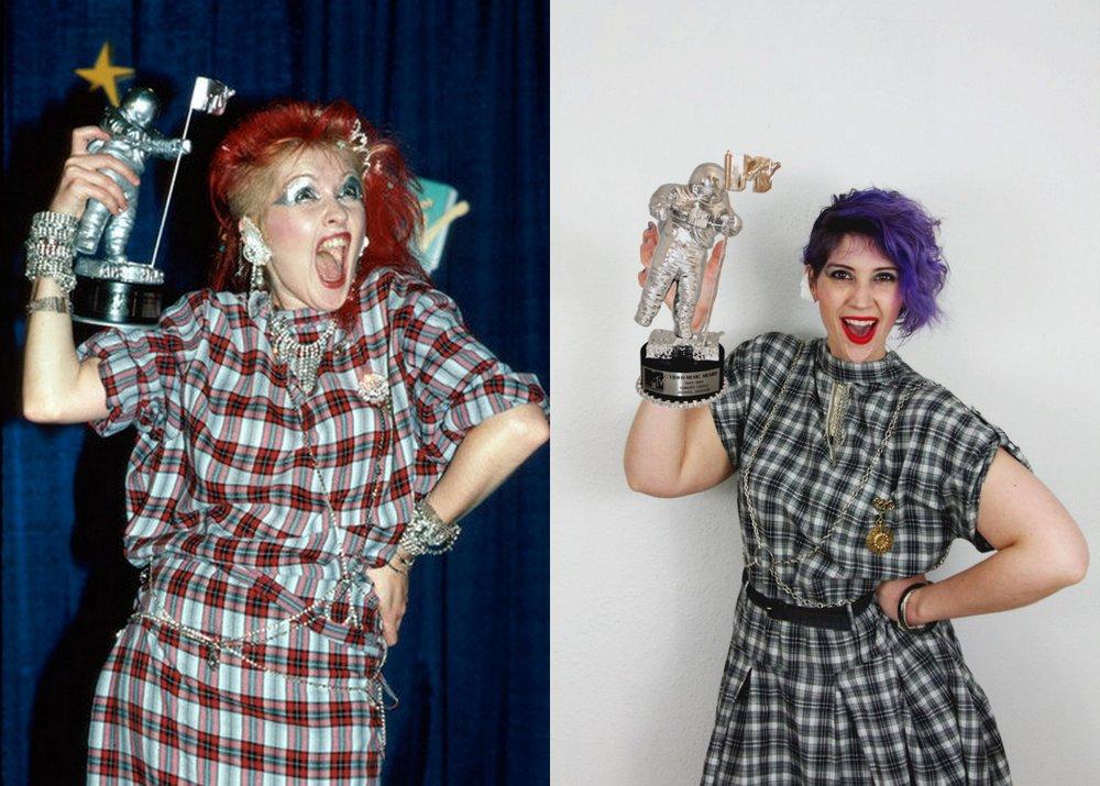 She's So Unusual   Fashion Flashback