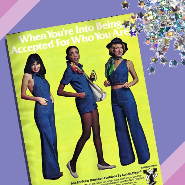 March 1976 Seventeen Magazine Vintage Advertising