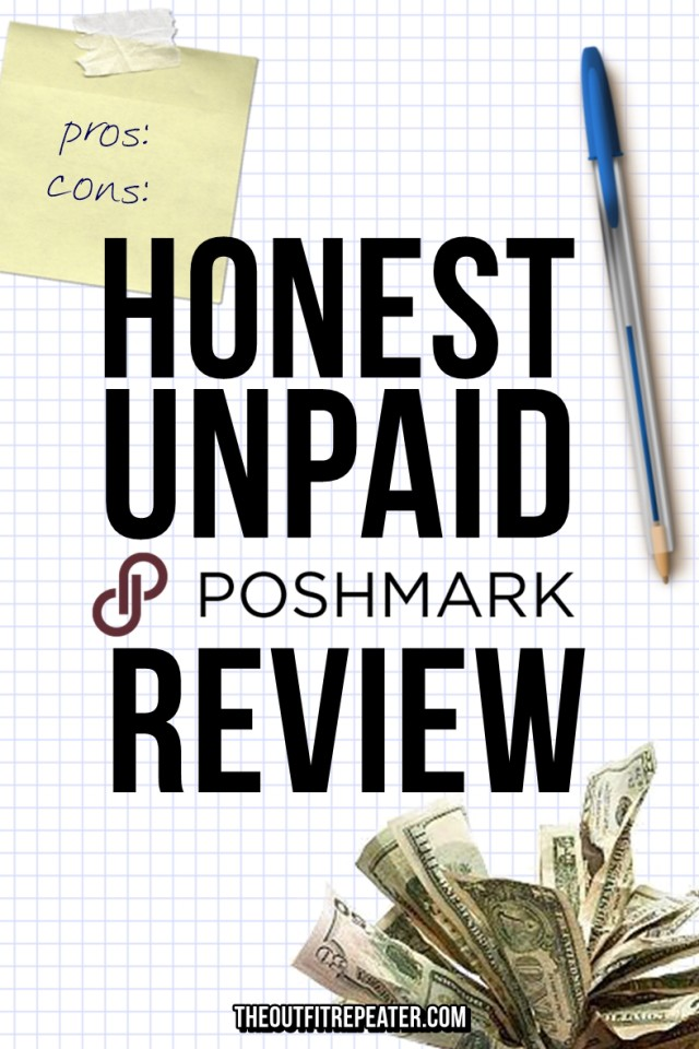 Wondering if you're cut out for the life of an online seller? Read my Poshmark review to see if it's for you + get some general tips for selling online.