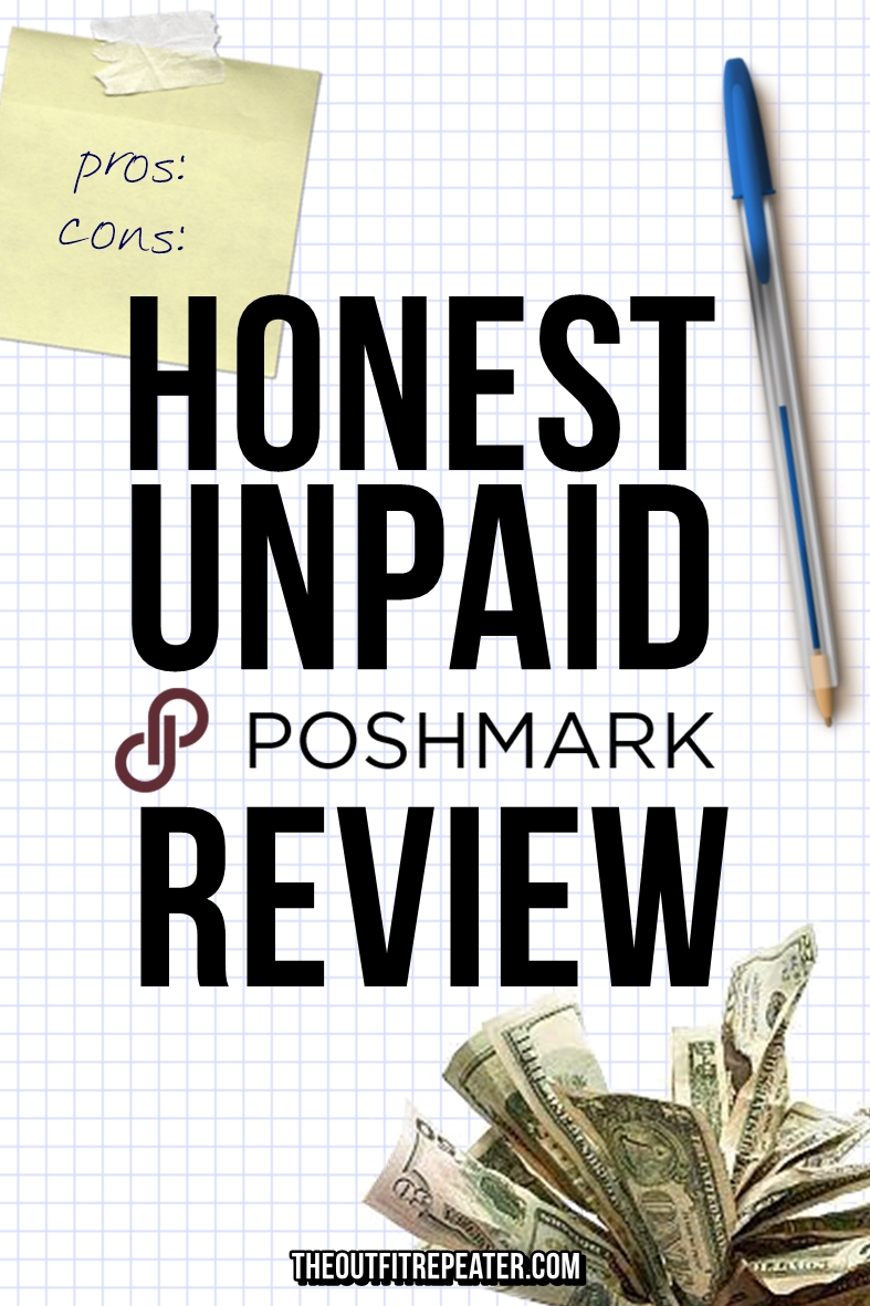 An honest unpaid review of poshmark selling tips for Apps similar to poshmark