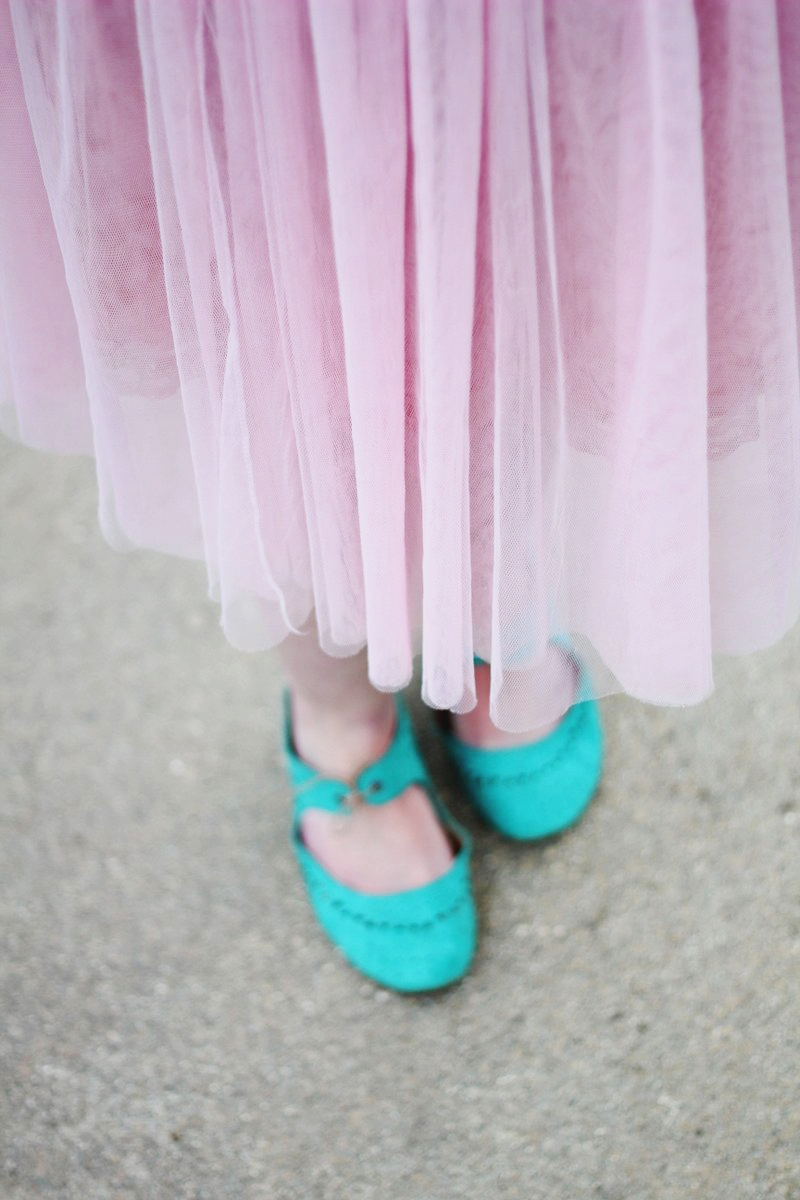 Everyone Needs a Tulle Skirt and This Is Why | New Post on Shaped By Style!