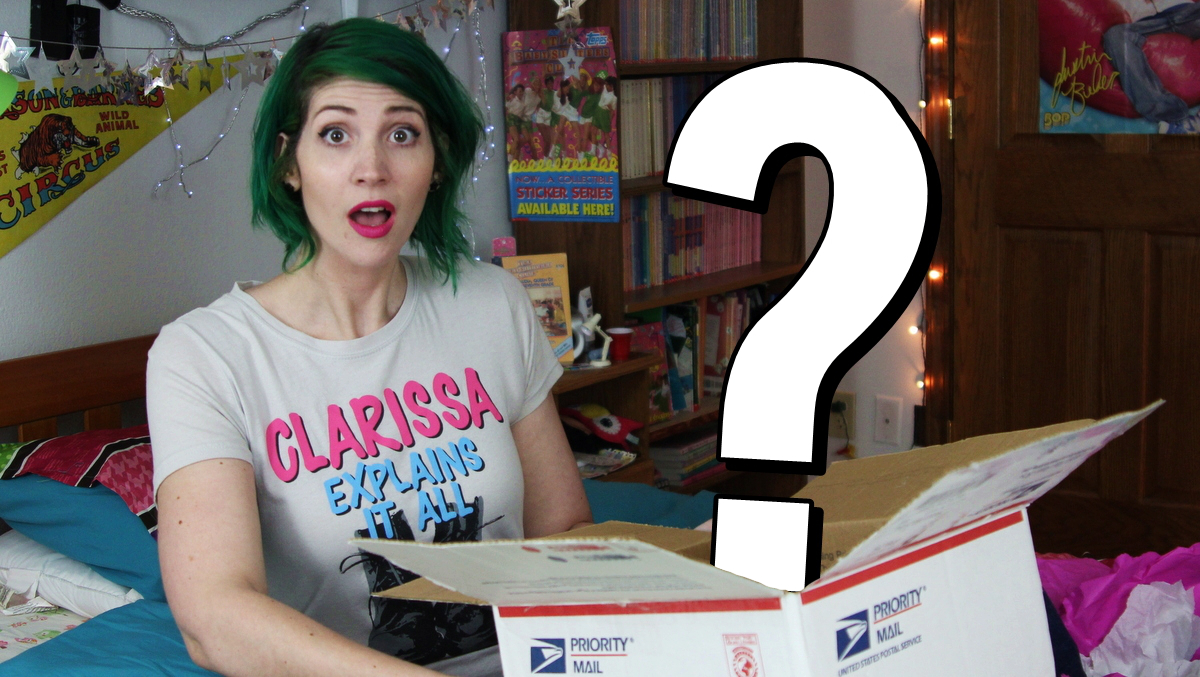 Thrift Exchange Unboxing w/ Katie of ThriftYourHeartOut   Video