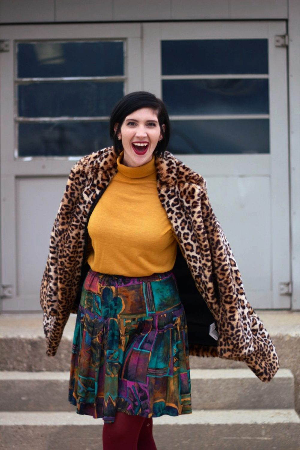 How A Leopard Print Coat Can Change Your Life