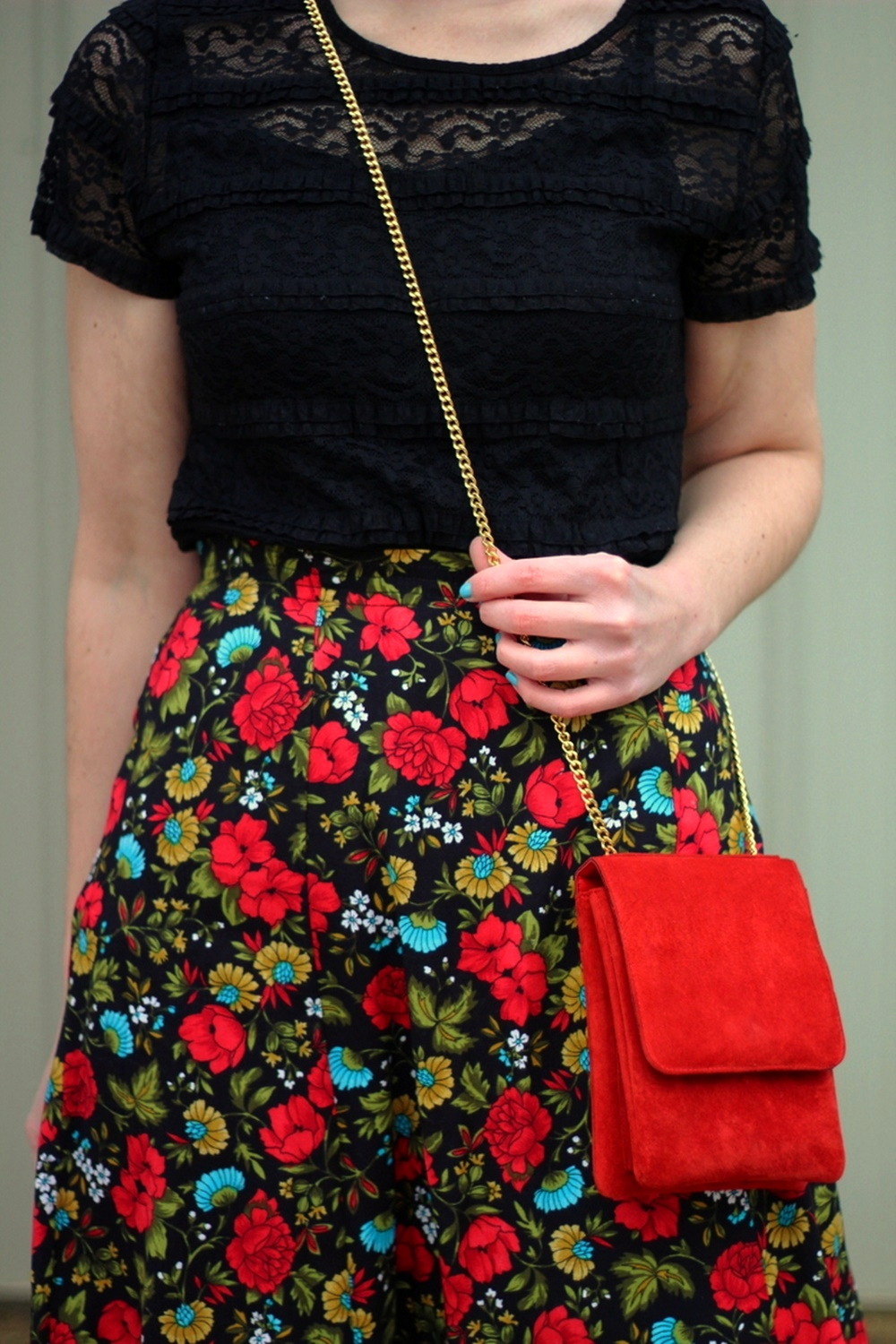Floral For Winter? Here's How I Did It!