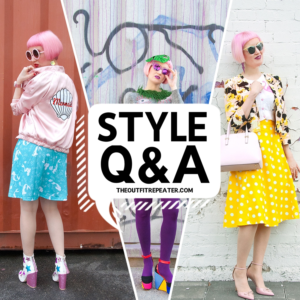 Style Q&A featuring Sara Is In Love With…