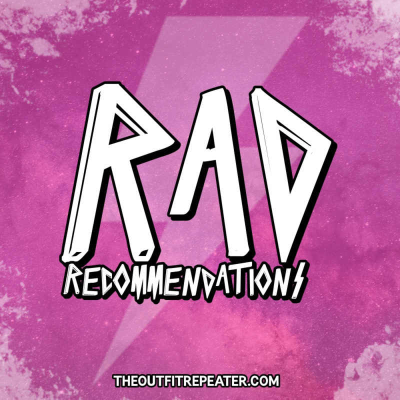 Rad Recommendations: Vol. 4