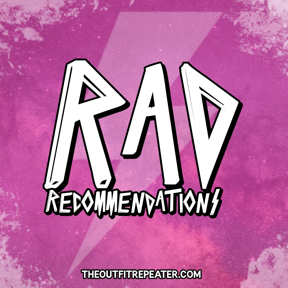 Rad Recommendations: Vol. 1