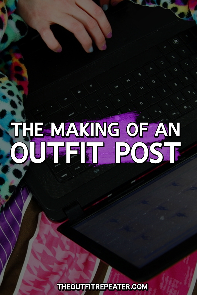 the outfit repeater how to write an outfit post fashion blog tutorial guide resource reference blogging