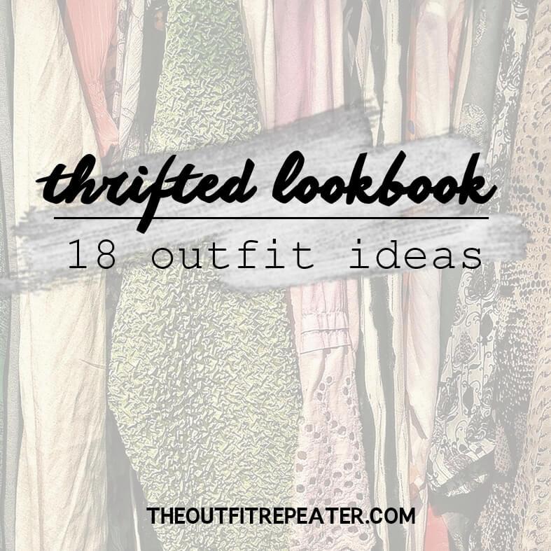 Thrifted Summer Lookbook Video