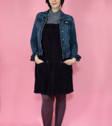 Winter Capsule Wardrobe Challenge: Day 1
