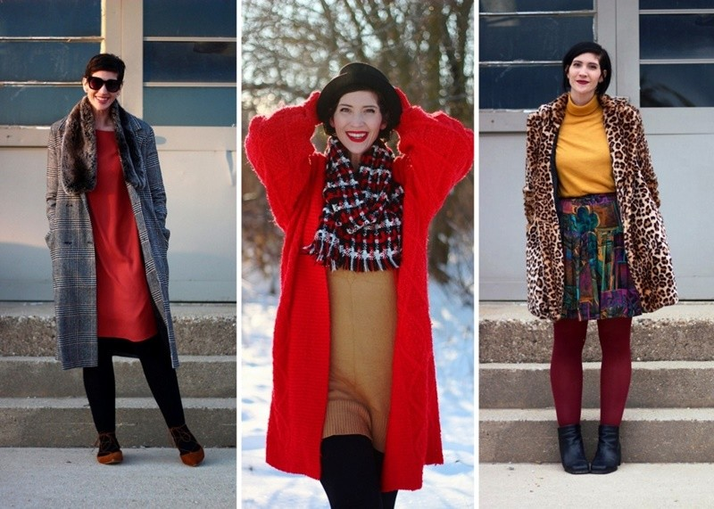 the outfit repeater hannah rupp stylish winter layering outfit ideas