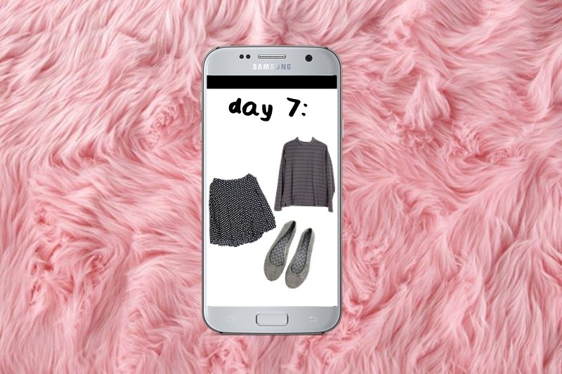 Winter Capsule Wardrobe Challenge: Day 7