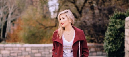 What Claire Shay Knows About Fashion & Blogging That We Don't | #MoreThanEnough
