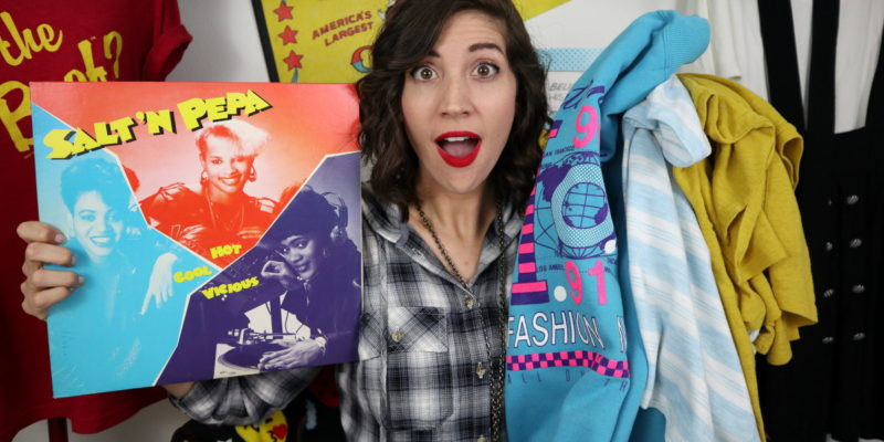 Super Special September Monthly Thrift Haul Video + October Thrifting Wishlist