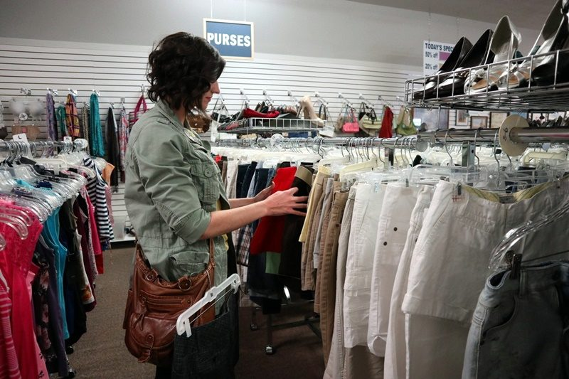 best wisconsin thrift stores hannah rupp the outfit repeater st vincents de paul community store sheboygan wi
