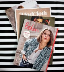 Fashion Catalogs You Can Order For Free