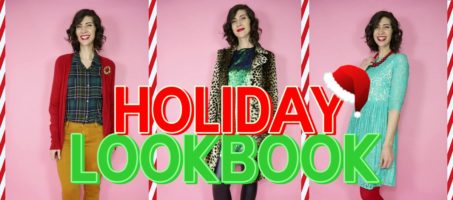 A Holiday Lookbook   15 Celebratory Outfit Ideas