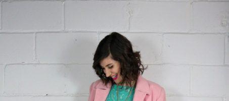 3 Ways To Wear Pink Tights on Valentine's Day