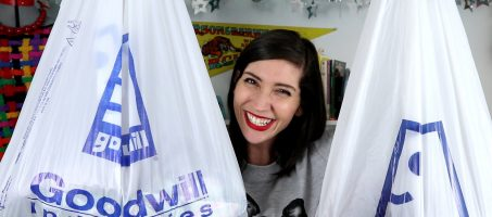 March Monthly Thrift Haul Video + April Thrifting Wishlist