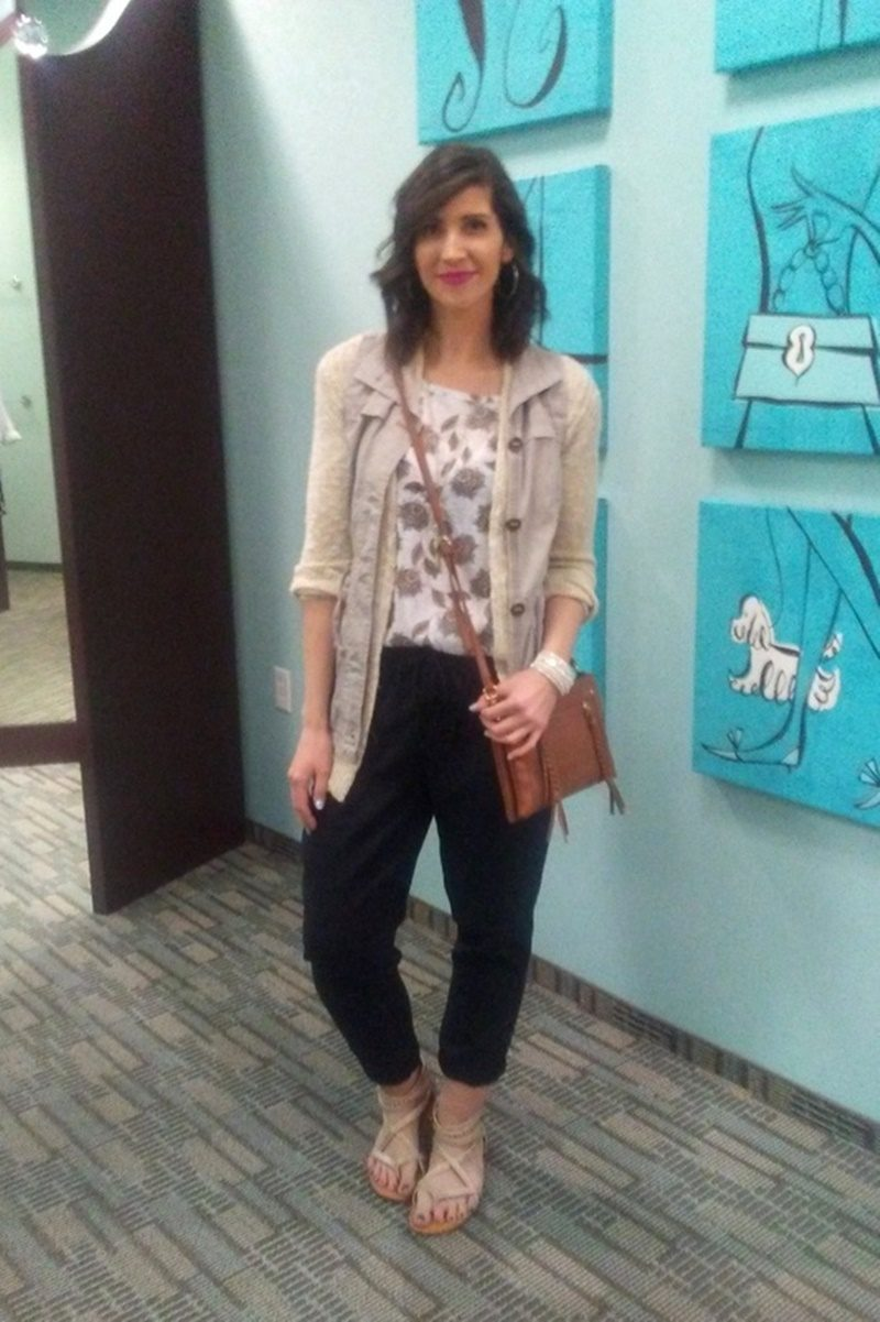 maurices clothing boutique spring clothes work look hannah rupp the outfit repeater