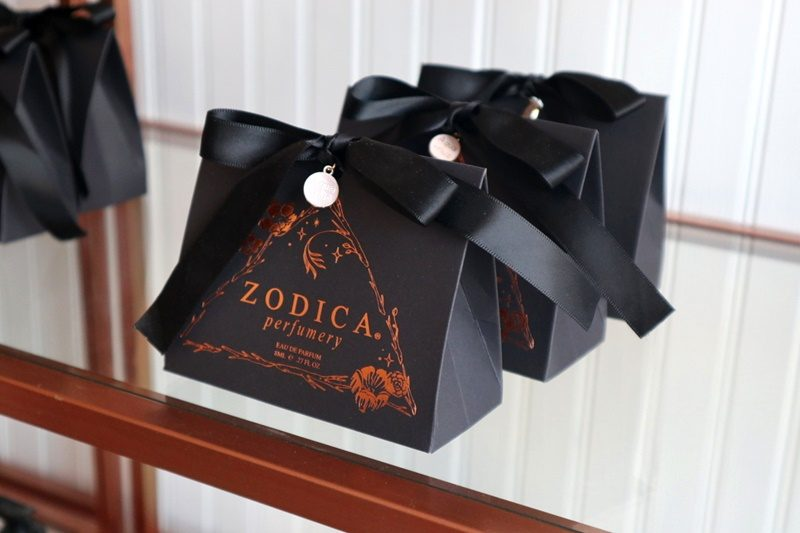 zodica perfumery small business monroe wisconsin girl boss astrology shopping store