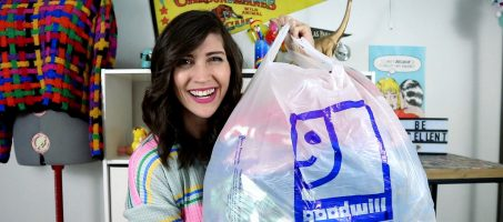 HUGE June Thrift Haul Video + July Thrifting Wishlist