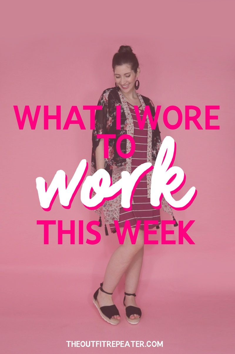 creative work outfits spring summer june wisconsin cute hannah rupp maurices personal stylists